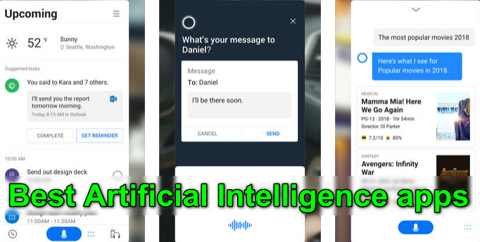 Best Artificial Intelligence apps