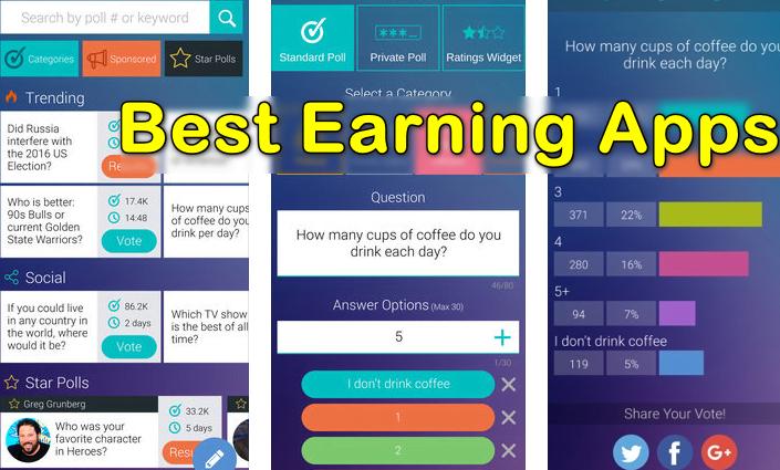 Best Earning Apps