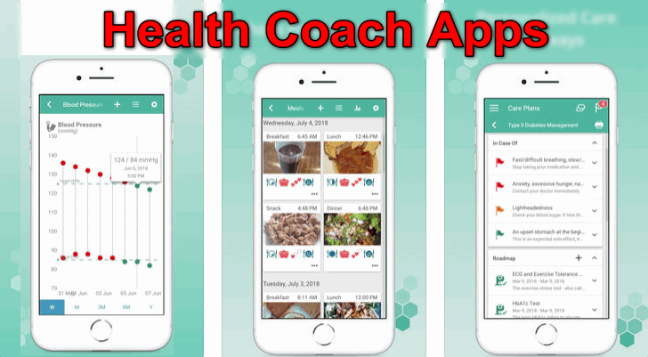 Health Coach Apps