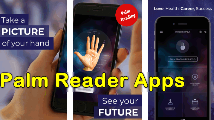 Palm Reader Apps
