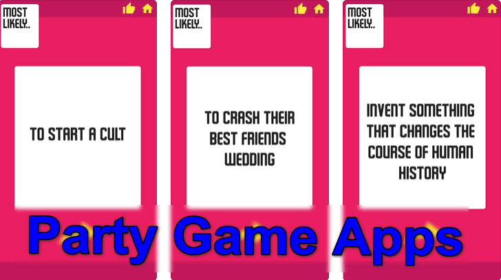 Party Game Apps