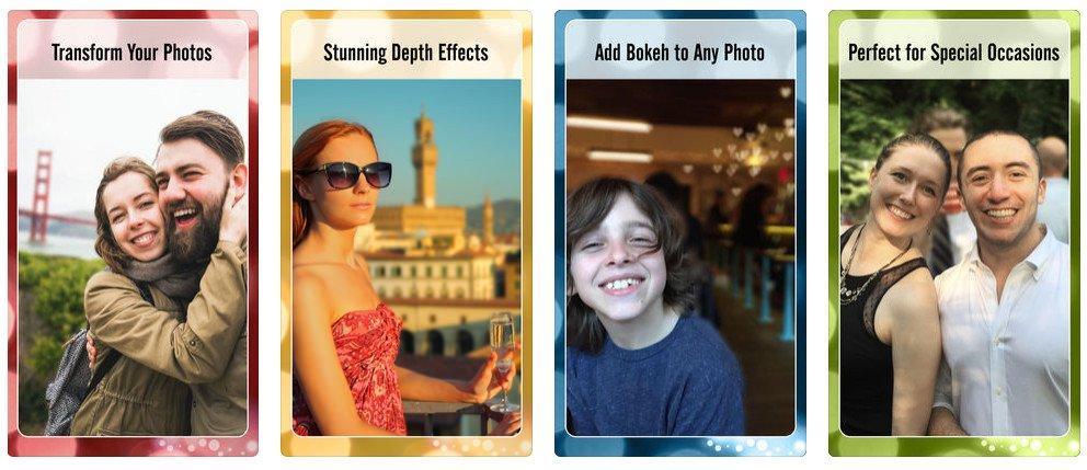 portrait mode apps