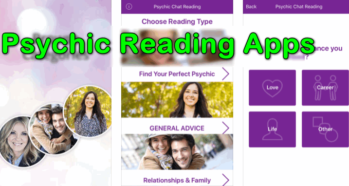 Psychic Reading Apps