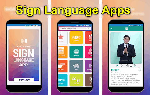 Sign Language Apps