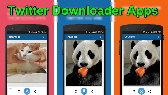 Twitter Downloader Apps