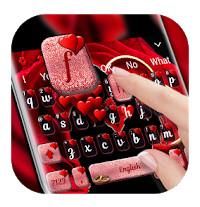 Valentine's Day app-Keyboard