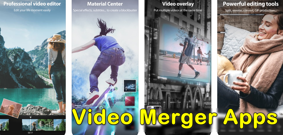 Video Merger Apps-