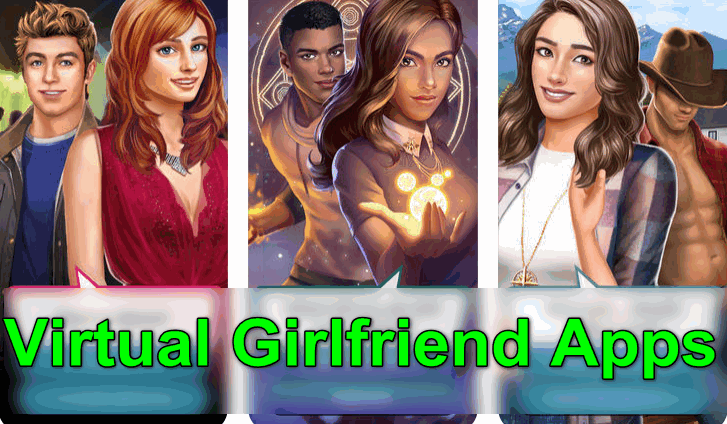 Virtual Girlfriend Apps
