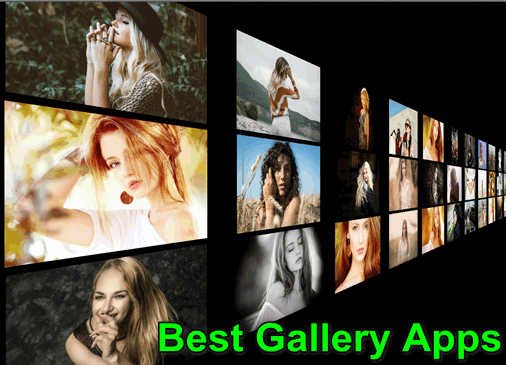 Best Gallery Apps