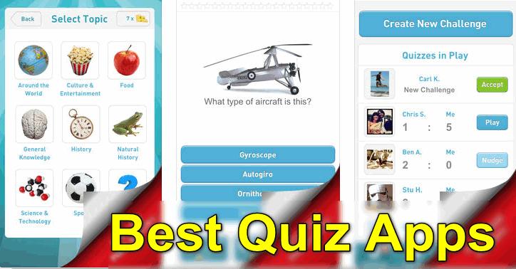 Best Quiz Apps