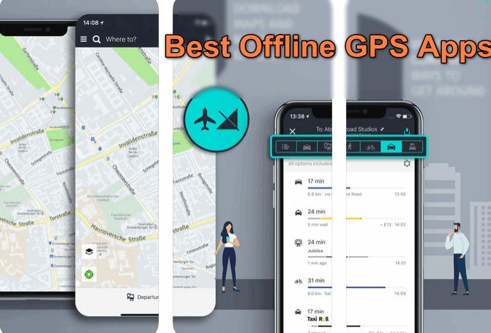 Offline GPS Apps