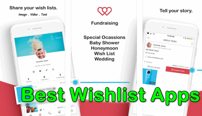 Wishlist App