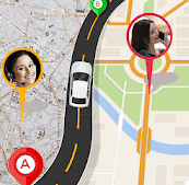 GPS Route Finder: Maps navigation and directions