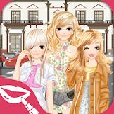 Girl Game Apps-Paris Girl