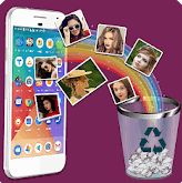 Recover Deleted all Photos, files, and contacts by Background Changer
