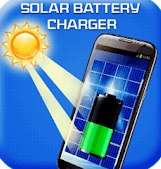 Wireless Charging Apps-Solar Mobile Charger