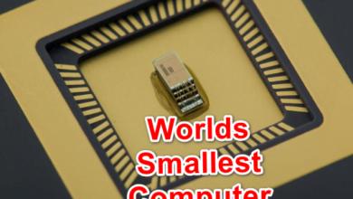 worlds smallest computer