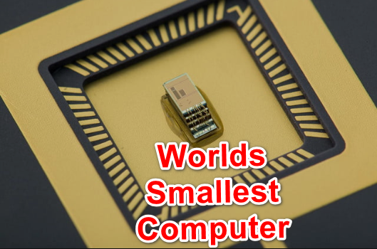 worlds smallest computer
