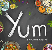 Food Recipes Apps-Yum Recipes by Punjabi Kesari