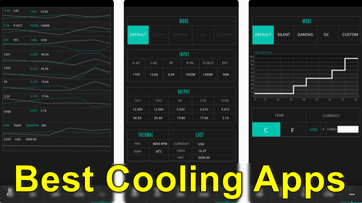 Best Cooling Apps
