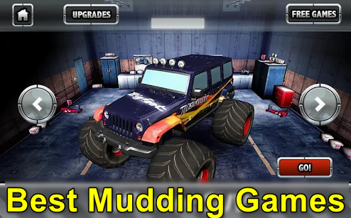 Best Mudding Games