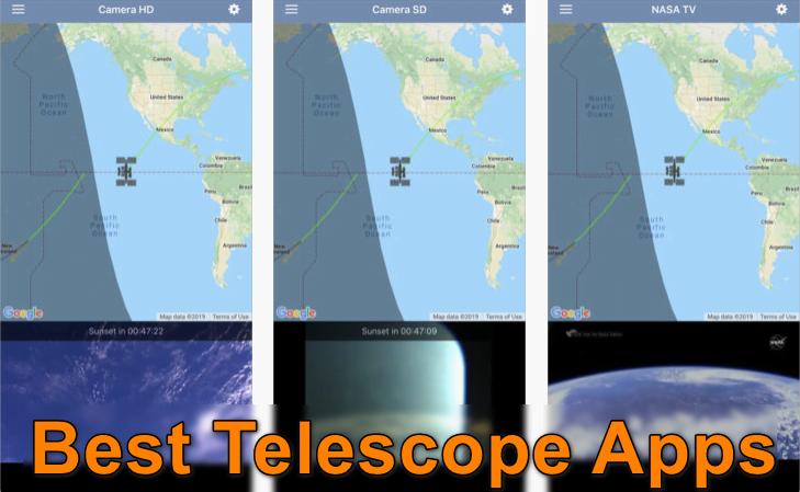 Best Telescope Apps-