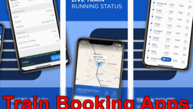 Train Booking Apps