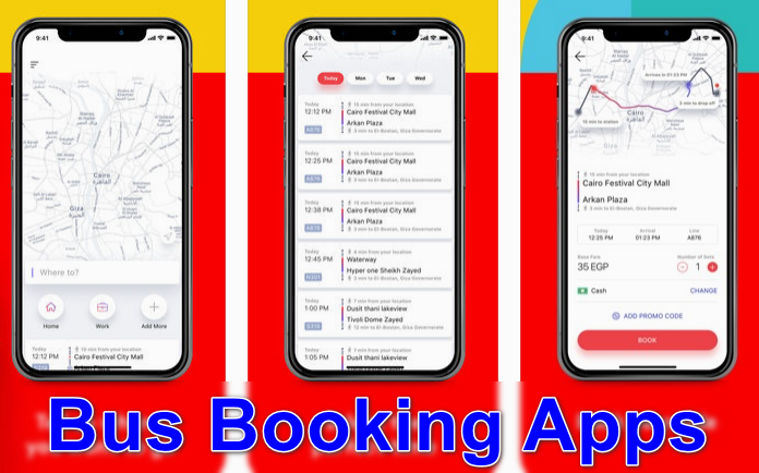 Bus Booking Apps