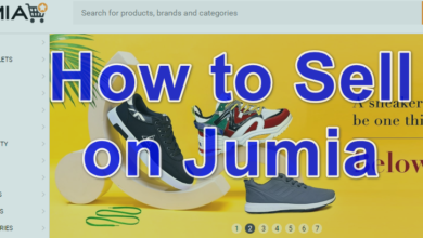 how to sell on Jumia