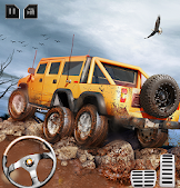 Best Mudding Games-Offroad Mud Truck Spin Tires