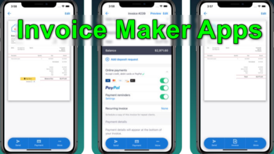invoice maker apps