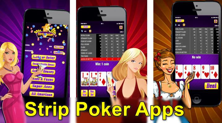 Strip Poker Apps