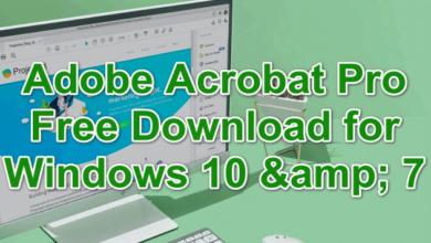 Adobe Acrobat Pro Free
