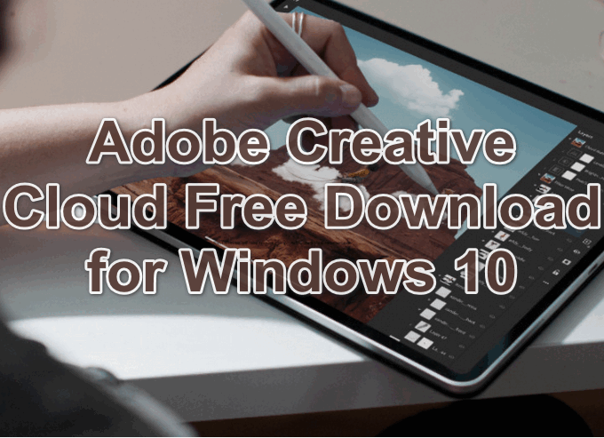 Adobe Creative Cloud Free