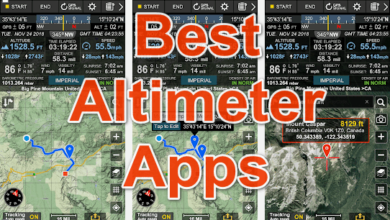 Best Altimeter Apps
