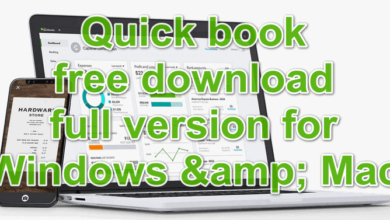Quick book free download full version for Windows & Mac