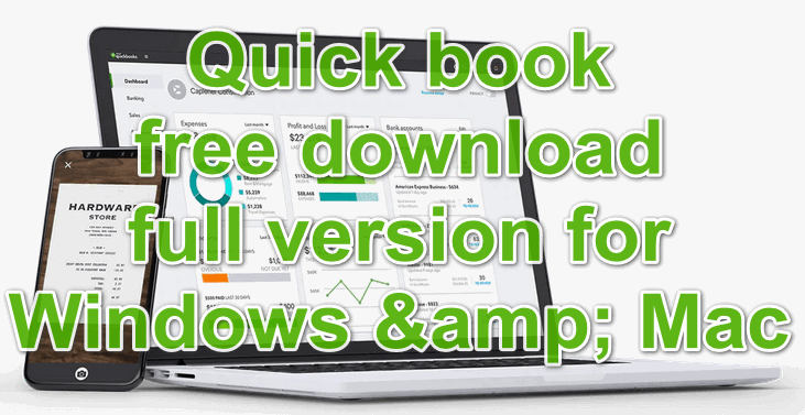 Quick book free download
