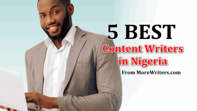 Content writers in Nigeria
