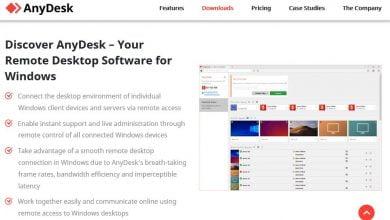 AnyDesk for Windows