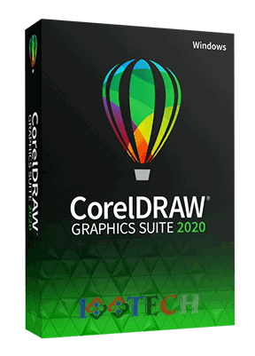CorelDraw Graphics Suite Software