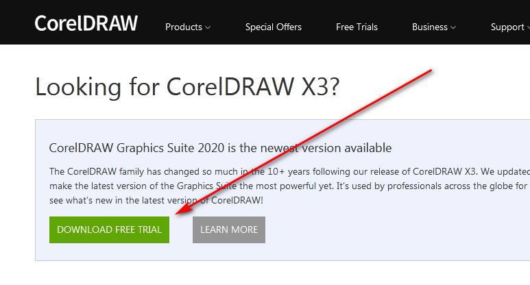 CorelDraw X3 (Serial number) Free Download