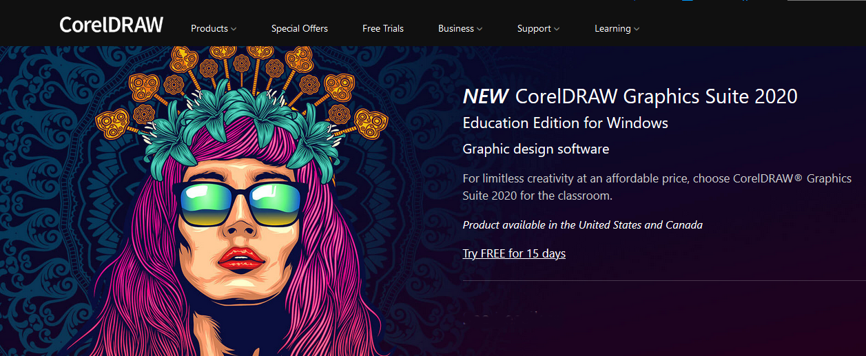 CorelDraw for student (Education Edition)