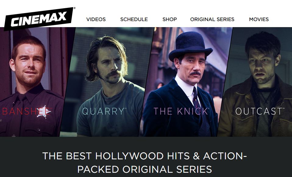 How to get cinemax free trial