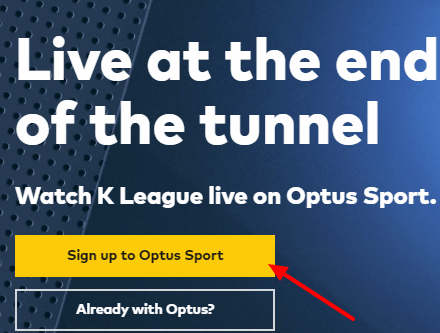 How to start optus sport free trial