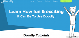 Toonly and Doodly tutorial videos