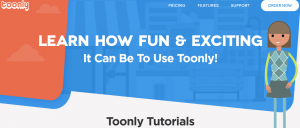 Toonly Tutorials - Learn how to use Toonly