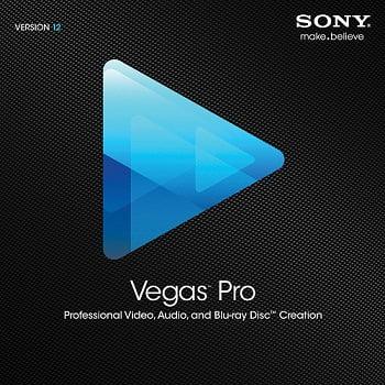 Sony Vegas Pro Serial Key