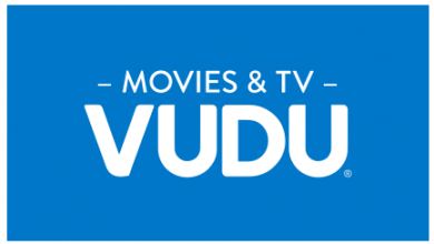 vudu logo screenshot