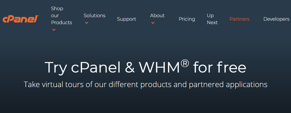 cpanel free trial