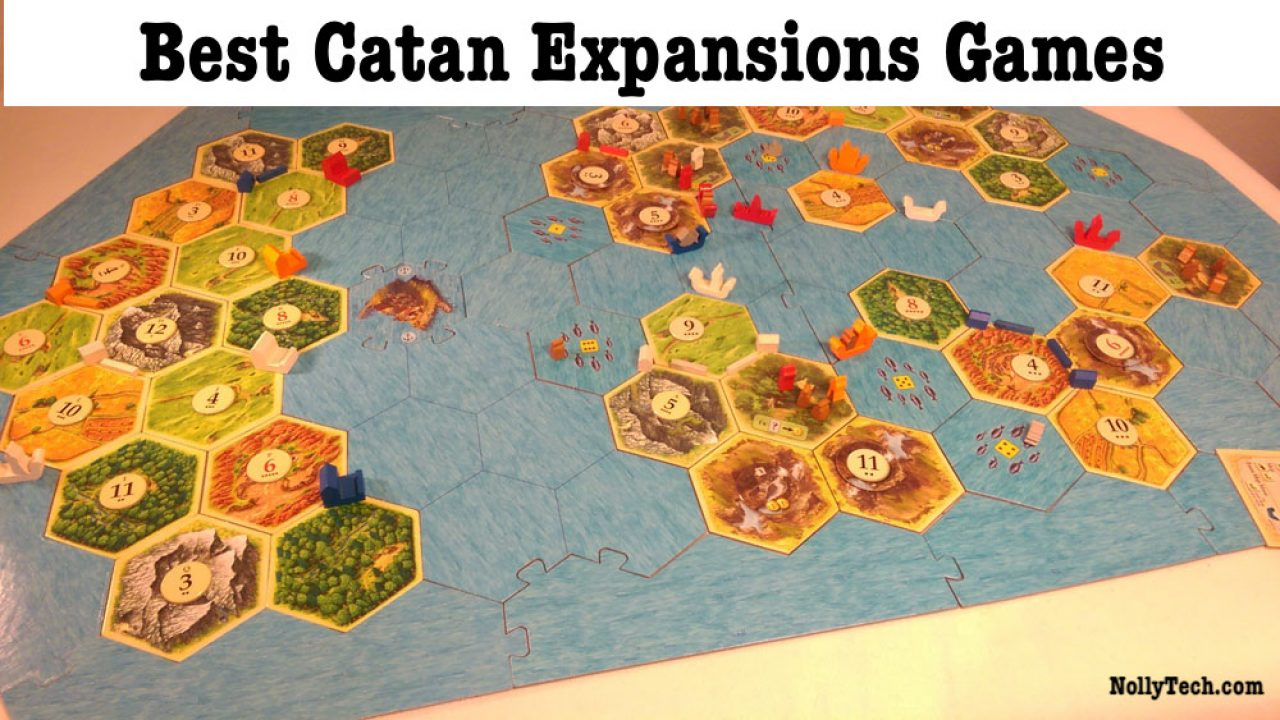 Top 6 Best Catan Expansions in 2021